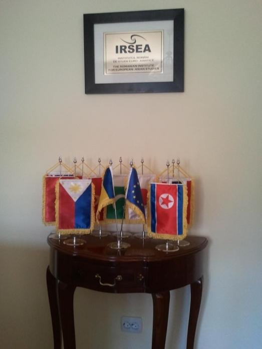 Masa rotunda organizata de IRSEA privind relatiile Romaniei cu statele asiatice