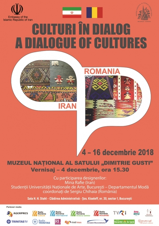 Expoziția Iran-Romania: A Dialogue of Cultures 2018