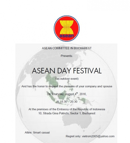 PRIMUL EVENIMENT AL ASEAN COMMITTEE IN BCUCURESTI