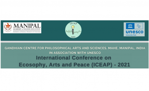 IRSEA participates at the International Conference on Ecosophy, Arts and Peace Organised by the Gandhian Centre for Philosophical Arts and Sciences from India in Association with UNESCO
